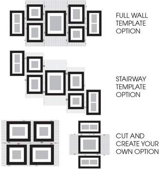 DAY Birger et Mikkelsen Red Barrel Studio Cabarite 7 Piece Create a Gallery Picture Frame Set