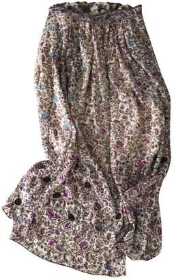 Zadig & Voltaire Purple Skirt for Women