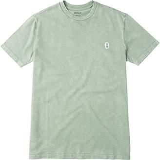 RVCA Men's Stress Short Sleeve Shirt