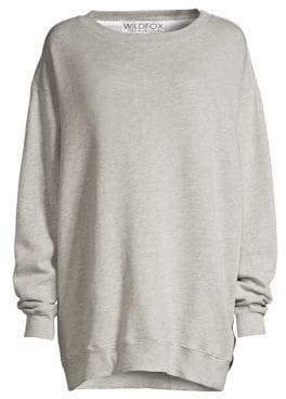 Wildfox Couture Roadtrip Long Sweater