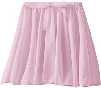 Capezio Big Girls' Children's Collection Circular Pull-On Skirt