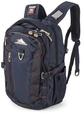High Sierra NEW Tephra Backpack Midnight Blue