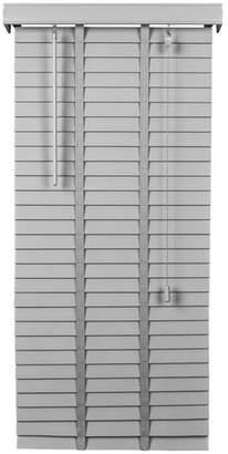Little Black Book 50mm Venetian Blind - W60xL130cm - Grey