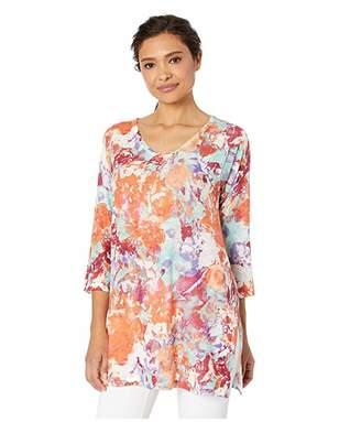 Nally & Millie Floral Print Tunic