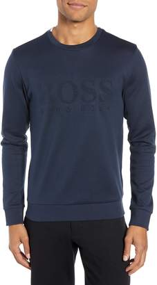BOSS Salbo Slim Fit Crewneck Pullover