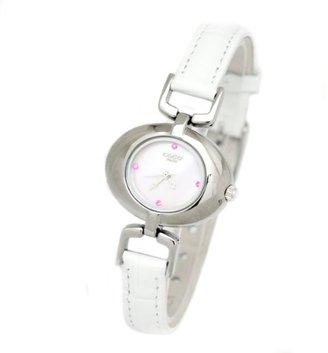 Cogu (コグ) - [コグ]COGU 腕時計 Ryo OVALシリーズ ホワイト RYO1112S-P3W レディース