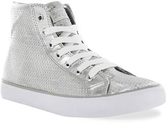 Gotta Flurt Disco II Girls' Sequin High-Top Sneakers