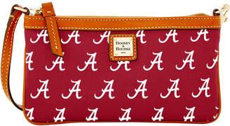 Dooney & Bourke Alabama Crimson Tide Large Slim Wristlet
