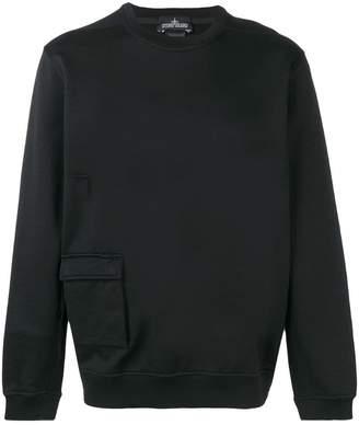 0cea4fe0 Stone Island Shadow Project flap pocket sweatshirt