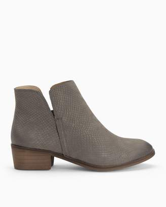 Splendid Hamptyn Embossed Snake Bootie