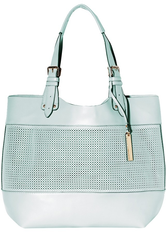 Vince Camuto Perf Tote