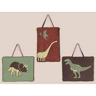 JoJo Designs Dinosaur Wall Hanging Accessories by Sweet