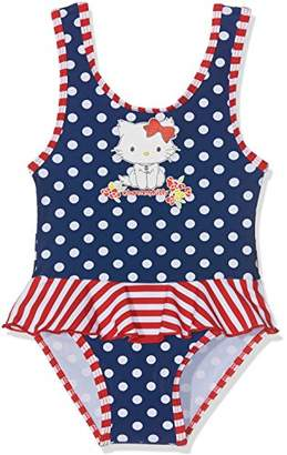 SANRIO Baby Girl's Red Swimsuit,(Manufacturer Size: 67 cm)