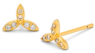 Women's Gorjana Olympia Mini Stud Earrings $40 thestylecure.com