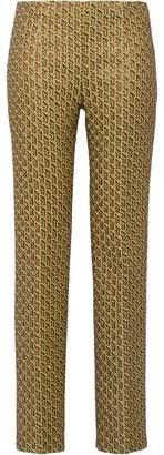Prada Stretch cloqué trousers