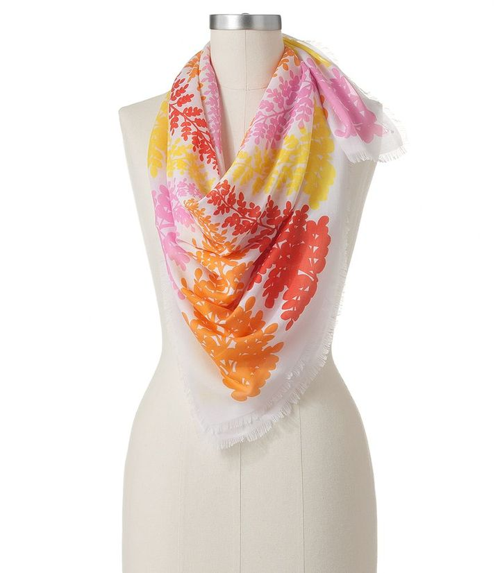 Apt. 9 fabulous ferns square scarf