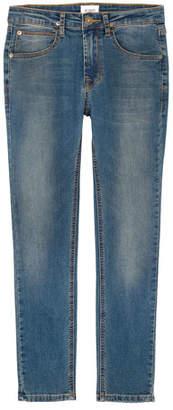 Hudson Jagger Slim Straight Knit Denim Jeans, Size 4-7