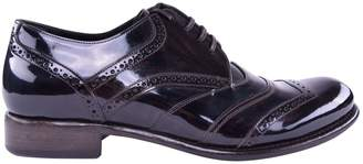 Dolce & Gabbana Brown Patent leather Lace ups