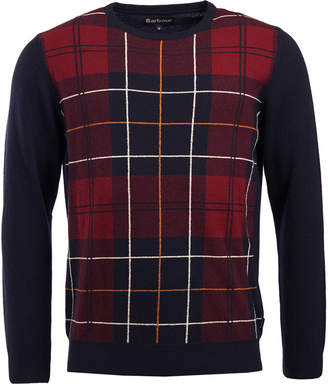 Barbour Men Coldwater Plaid Sweater