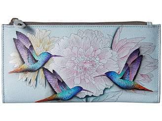 Anuschka 1121 Two Fold Wallet