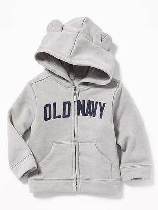 Old Navy Logo-Graphic Critter Hoodie for Baby