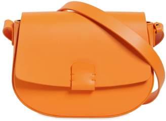 Large Lobivia Leather Shoulder Bag