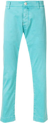 Jacob Cohen straight leg trousers