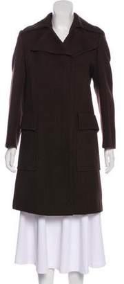 Gucci Wool Knee-Length Coat
