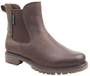 Eastland Leather Ankle Boots - Ida