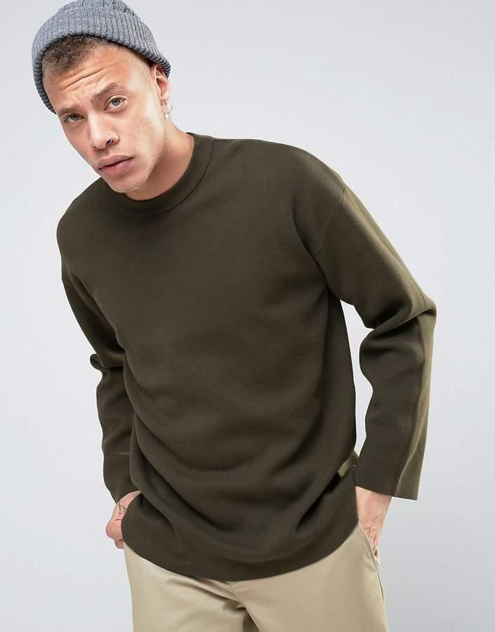 Weekday Framing Sweater