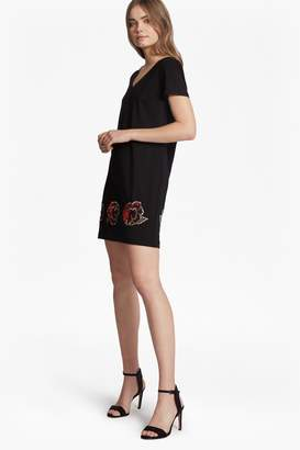 French Connection Camilla Gloss Tunic Dress