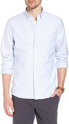 1901 Trim Fit Bengal Stripe Sport Shirt