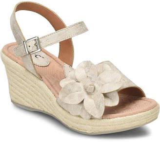 b.ø.c. Fleur Wedge Sandal - Women's