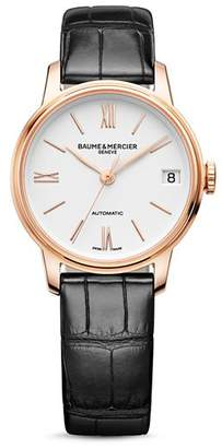 Baume & Mercier Classima Automatic Watch, 31mm