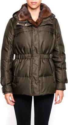 Prada Linea Rossa Nylon Gabardine Jacket