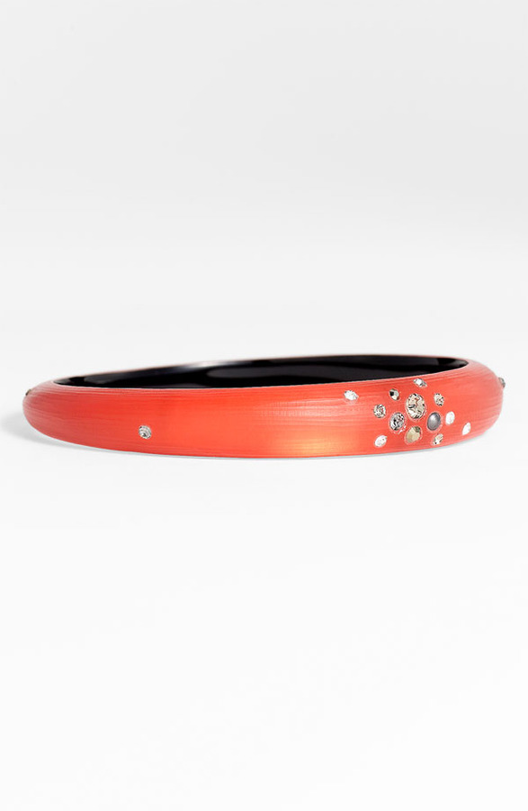 Alexis Bittar 'Dust' Skinny Tapered Bangle (Nordstrom Exclusive)