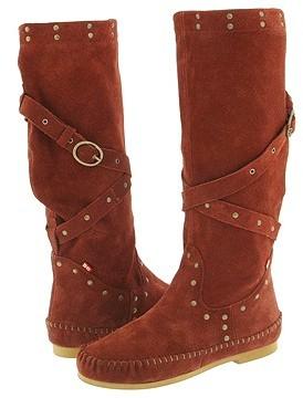BC Footwear - Straight A's (Cognac Antic Brush Off)