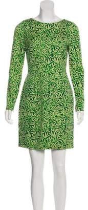 Jonathan Saunders Wool Mini Dress w/ Tags