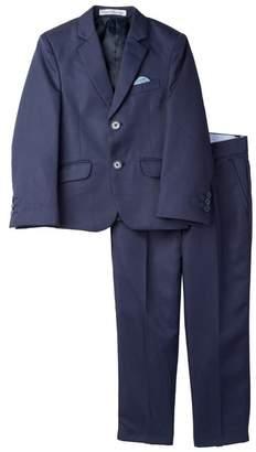 English Laundry Solid 2-Piece Suit Set (Little Boys)