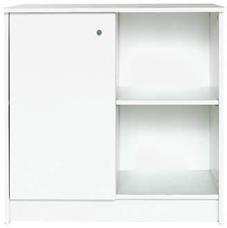 HOME Calgary Storage Cupboard - White