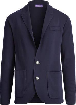 Ralph Lauren Slim Fit Merino Wool Blazer