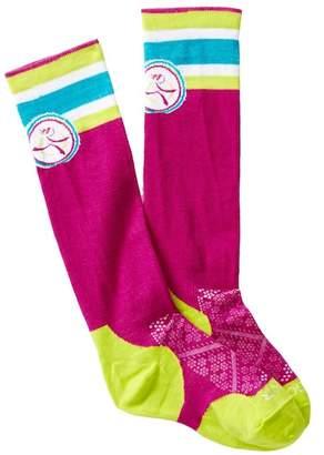 Smartwool Berry Girl On The Run Socks