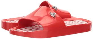 Vivienne Westwood + Melissa Luxury Shoes + Melissa Beach Slide Women's Slide Shoes