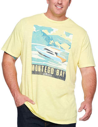 Co THE FOUNDRY SUPPLY The Foundry Big & Tall Supply Short Sleeve Graphic T-Shirt-Big and Tall