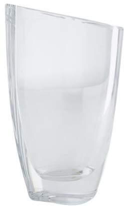 Orrefors Crystal Drop Vase