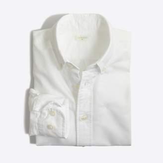 J.Crew Factory Boys' long-sleeve flex Oxford shirt