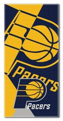 NBA Indiana Pacers 34-Inch x 72-Inch Beach Towel