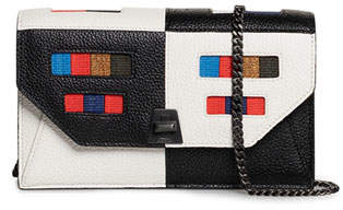 Akris Anouk Colorama Envelope Crossbody Bag