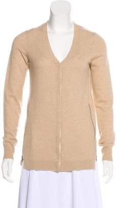 Inhabit Cashmere Long Sleeve Cardigan