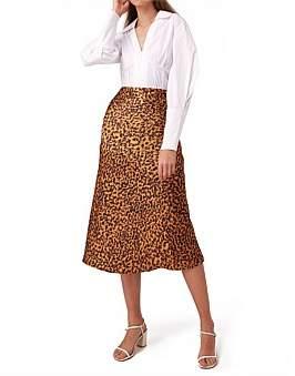 C/Meo Collective Polarised Skirt